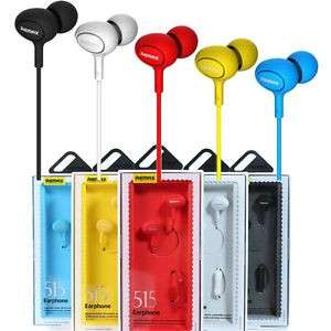 🚚 Remax Wired Earphone RM-515