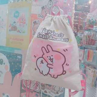 台灣 kanahei束袋書包