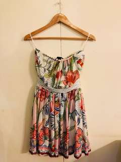 Mango tube dress 450