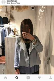 closet stage designer jacket