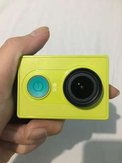 yi Action Cam murmer