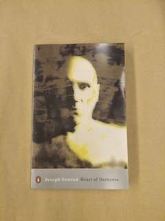[Clearance] Heart Of Darkness - Joseph Conrad