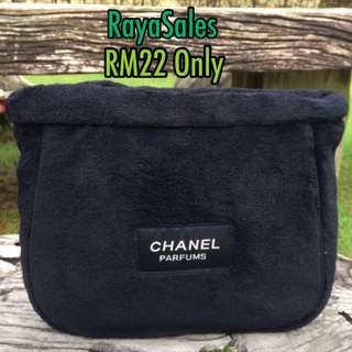 SALES Chanel Complimentary Pouch