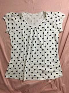 Polka top m to large