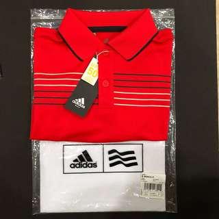 Adidas Golf Polo (Red)