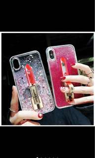 Quicksand Lipstick Iphone Case
