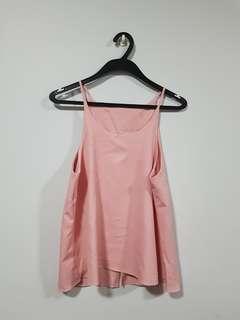 Pink Cami Top