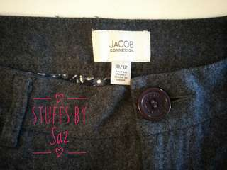 (Preloved) Jacob Connexion Wool Shorts