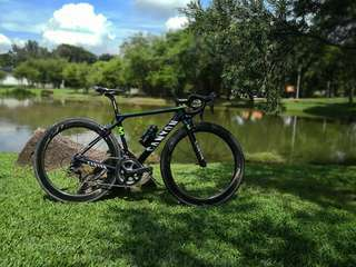 Canyon Ultimate CF SLX Movistar Edition