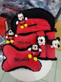 SARUNG MOBIL 3IN1 MICKEY MOUSE