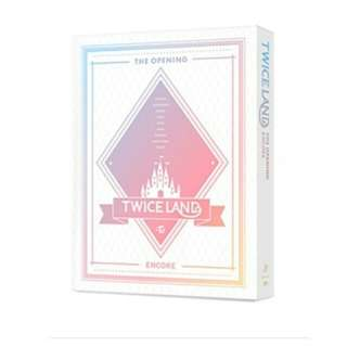 TWICE - TWICELAND : THE OPENING (ENCORE) DVD
