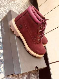 Timberland 25號女靴 休閒鞋