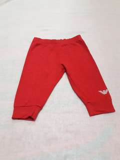 Armani Baby Original Long Pants