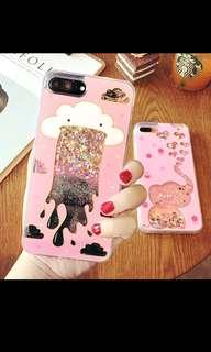 Cartoon Cloud/Elephant Iphone case