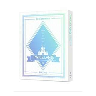 TWICE - TWICELAND : THE OPENING (ENCORE) BLU-RAY