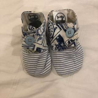 Baby cloth shoes 6-12 months
