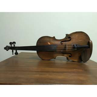 4 good violins for sale, old