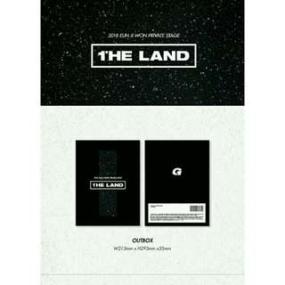 2018 EUN JI WON PRIVATE STAGE_1 THE LAND