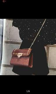 Glitter Sling Bag Handbag