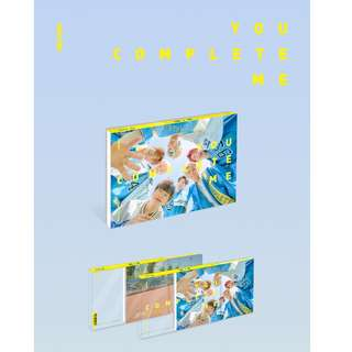 [PREORDER] 온앤오프 (ONF) - YOU COMPLETE ME (2ND Mini Album)