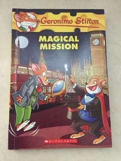 Geronimo Stilton: Magical Mission