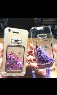 Bling Star liquid Quicksand Iphone Case