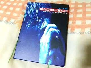 Radiohead Live Dvd