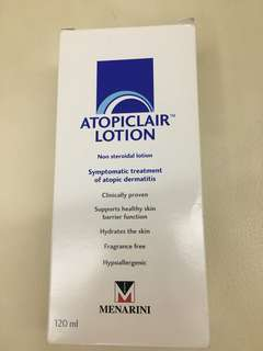 Brand new Atopiclair Lotion