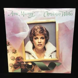 Anne Murray - Christmas Wishes LP for sale