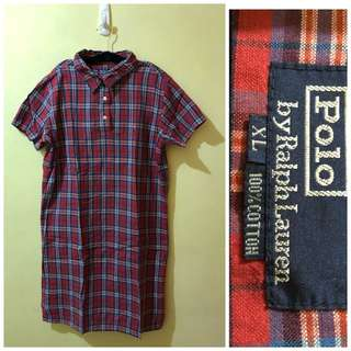 Polo RL Dress