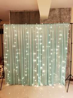 Dessert Table & Backdrop Setup_Birthday_ROM_Wedding / Props Rental Service