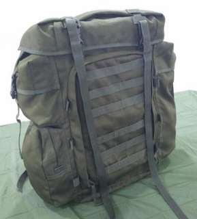 SAF military army olive adaptive green field pack backpack back pack bag