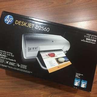 HP Inkjet Colour Printer