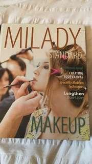 Milady Standard Makeup Artist Text Book