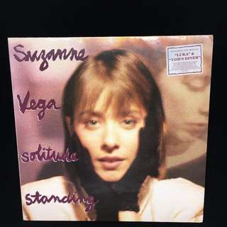 Suzanne Vega- Solitude Standing LP for sale