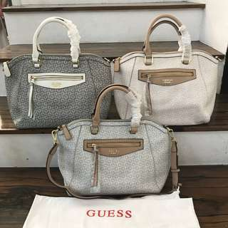 Authentic Guess Top Handle Bag