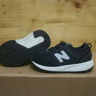 New balance 247 classic for Kids navy White shoes original