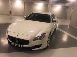 Maserati Quattroporte GTS Auto 3.8