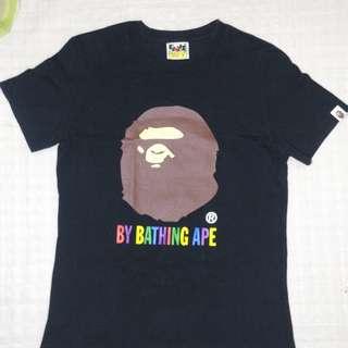 A Bathing Ape Bape Head - Size S Black