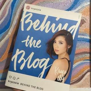 Kryz Uy Behind the Blog