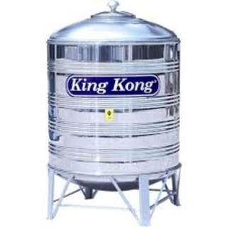 Tangki Air King Kong Stainless Steel Water Tank