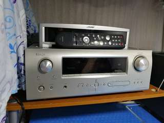 Amplifer denon Avr 1910  7.1 450W