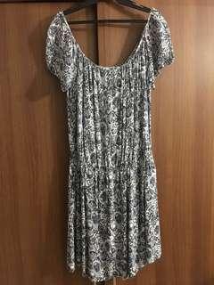 Ziya Plus Size Off-Shoulder Dress