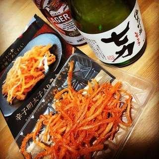辛子明太(日本井上食品) 新推出 NT$200元,預訂, 內容量:51g