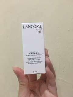 lancome brightness revealing and regenerating cream
