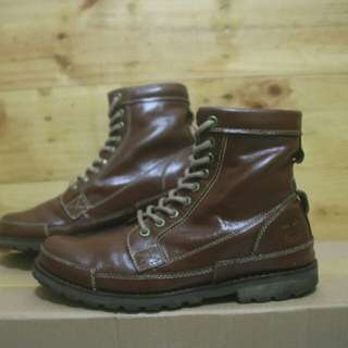 Timberland boots classic leather Brown original