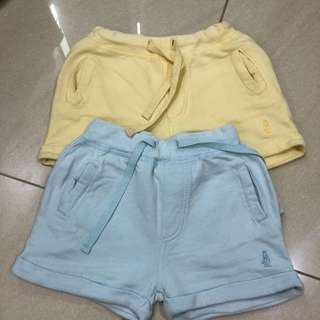Shorts-Price for 2; WITH POSTAGE
