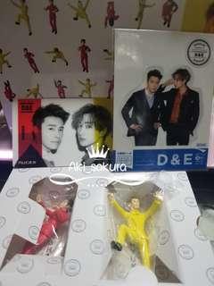 Super Junior D&E 杯緣子 (連卡&貼紙)