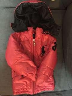 Girl Polo Ralph Lauren Winter/Autumn Jacket