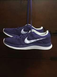 Nike Flyknit Lunar1 Violet